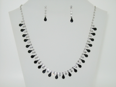 DIAMANTE CRYSTAL SET